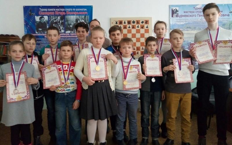 Шахматисты из Брянска вышли в финал «Белой ладьи»