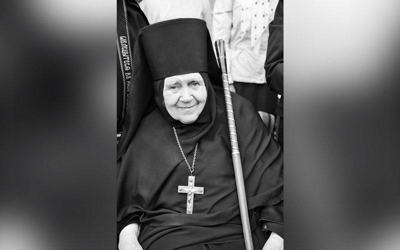 Умерла игуменья карачевского монастыря Мариам
