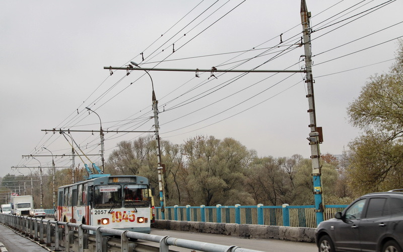 Внимание: «старую» часть Первомайского моста закрывают для движения