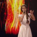 Анастасия Гладилина из Брянска стала суперфиналистом шоу «Голос. Дети»