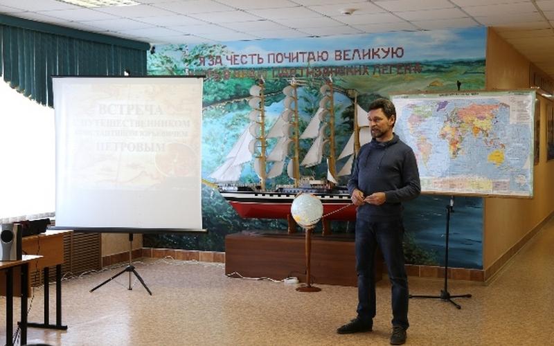 Брянский путешественник Константин Петров побывал в колонии