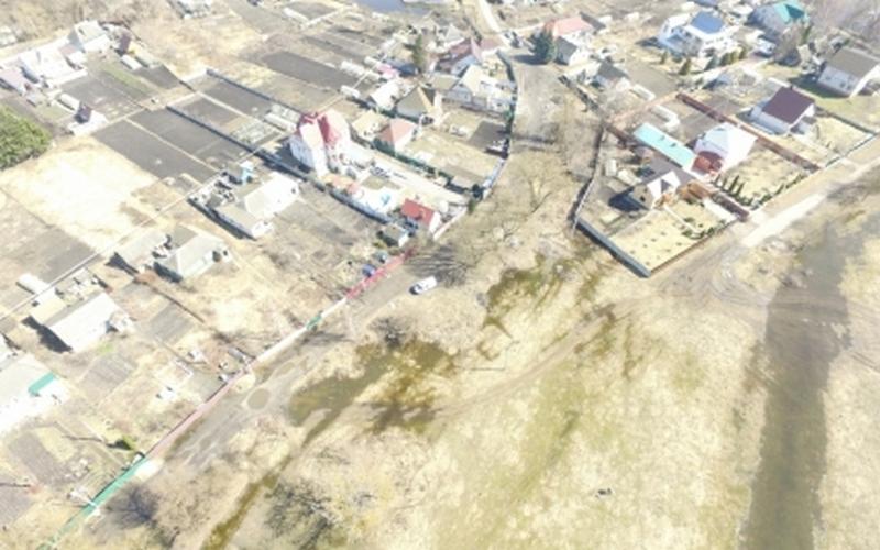Половодье на Брянщине: затопление домов не прогнозируется