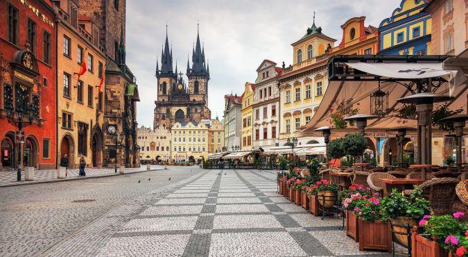 Экскурсии в Праге по низким ценам