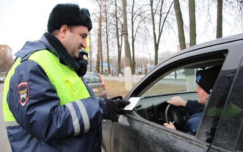ВБрянске 16 и17апреля будут сплошные проверки водителей