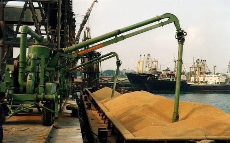 Российский экспорт продуктов вырос на 21,1%