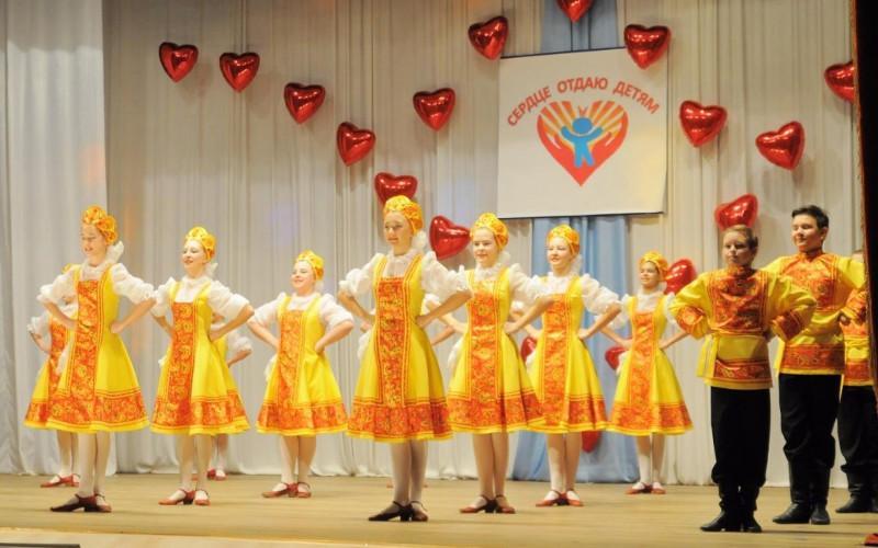 В Брянской области пройдет конкурс «Сердце отдаю детям»