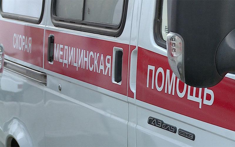 При столкновении легковушек под Карачевом пострадала женщина