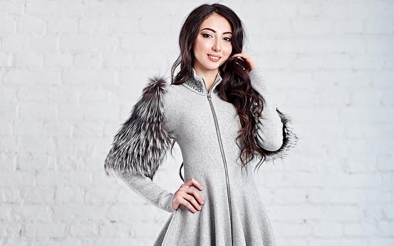 София Дзнеладзе — лидер голосования за мисс Брянск