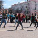 Студенты устроили вБрянске «Шумные выходные»