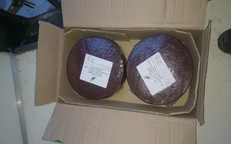 Почти тонну сыра сомнительного качества не пустили на брянские прилавки