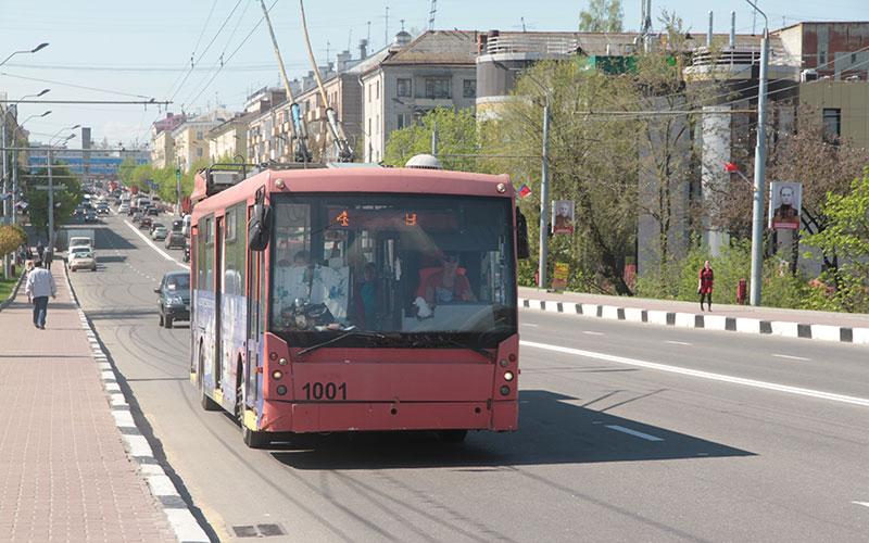 НаРадоницу вБрянске пустят дополнительные автобусы итроллейбусы