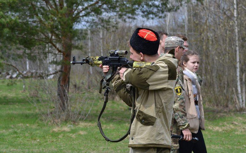 В Брянске прошли соревнования памяти Героя России Олега Ермакова