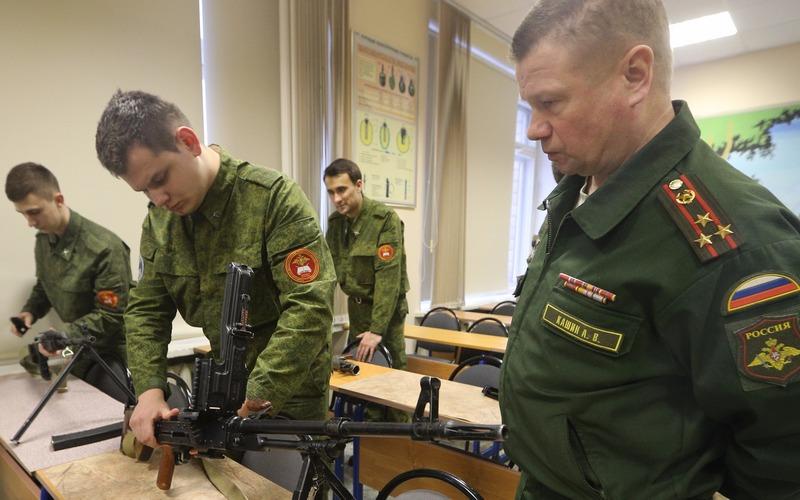 Минобороны разработало точные критерии оценки навыков военных