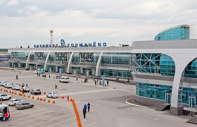 Новосибирский аэропорт международного значения готов принимать 1800 пассажиров в час