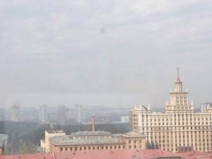 Гарь и дым над Челябинском. Жители города гадают о причинах