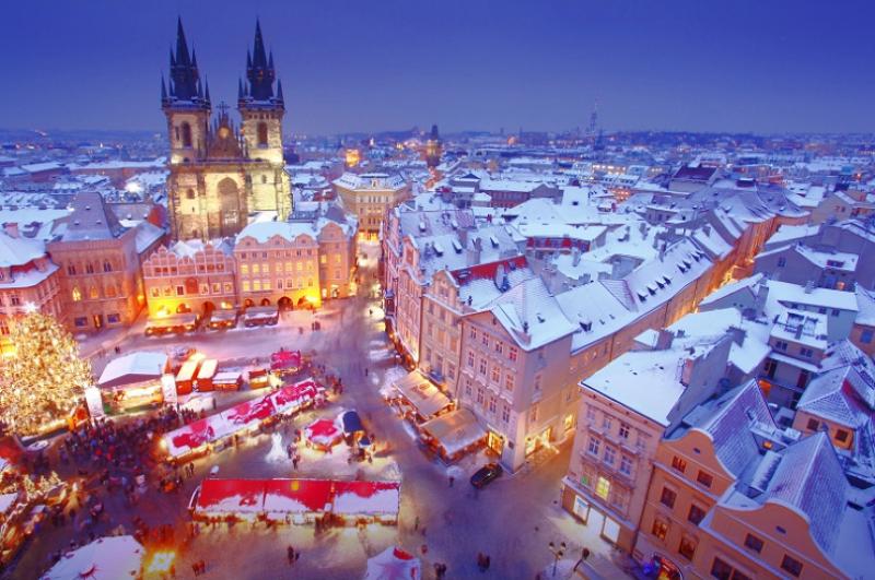 Как добраться до Нюрнберга из столицы Чехии