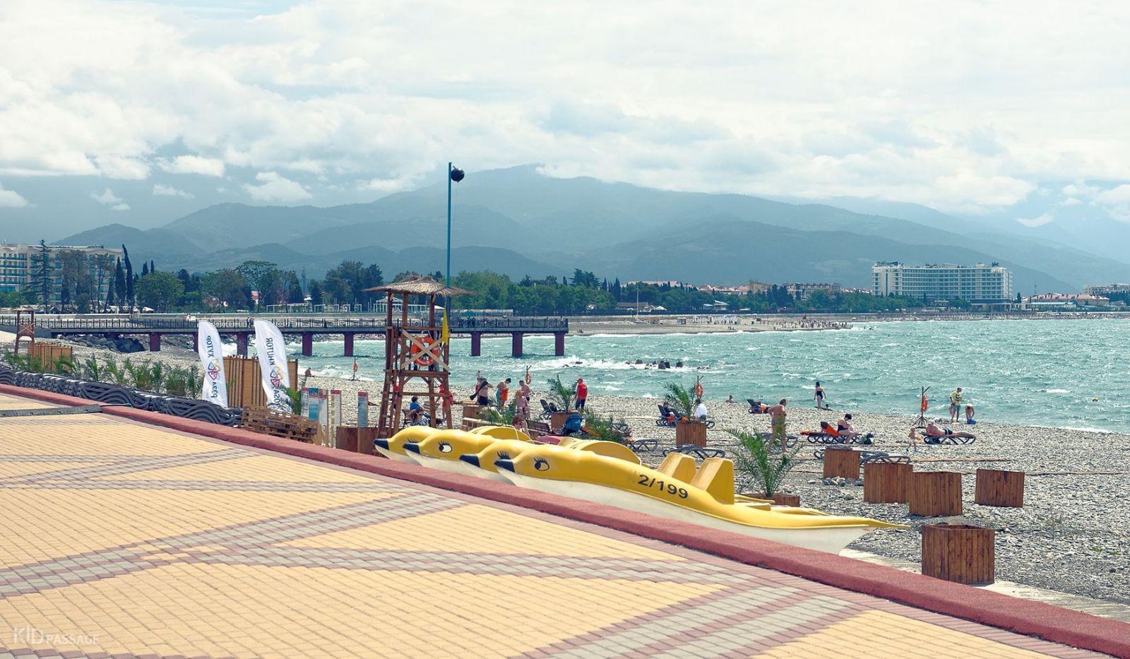 Самый южный черноморский курорт