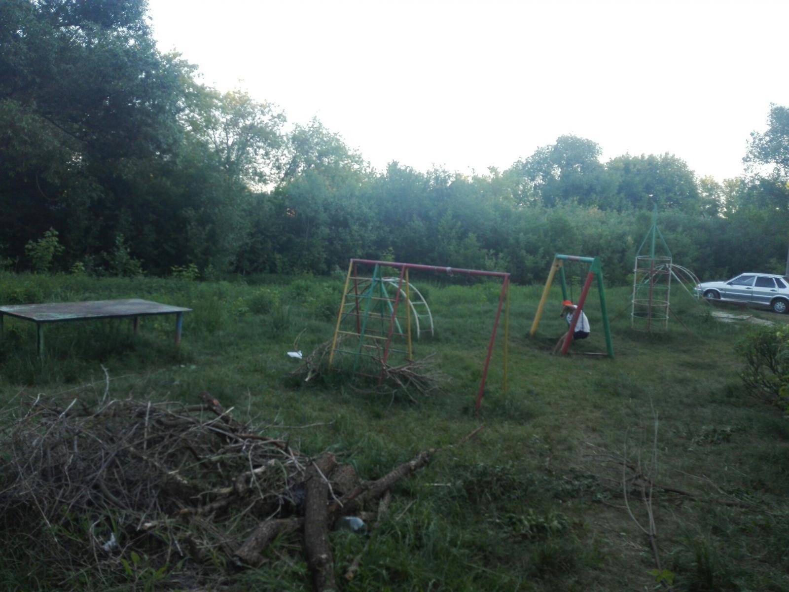 Состояние детских площадок в Брянске насторожило горожан
