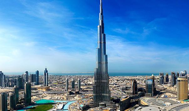 Самая яркая достопримечательность Дубая