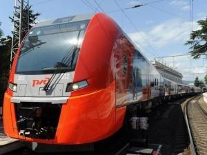 Чартерные поезда запускают в Челябинской области