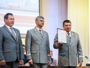 Новый начальник у Южно-Уральской железной дороги