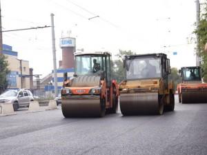 Ремонт дорог в Челябинске начался