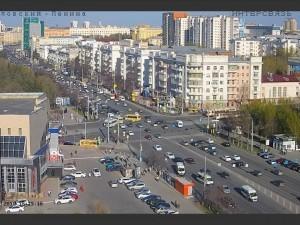 Закрыто движение трамваев в Челябинске