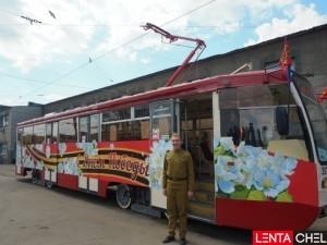 Трамвай Победы пойдет по маршрутам № 5 и 22