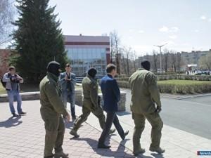 Экс-глава Миасса задержан за превышение полномочий