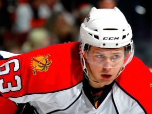 Нападающий НХЛ приглашает челябинцев на зарядку