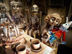 «Кролика» в исполнении челябинского театра кукол увидели в Саратове