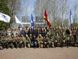 Останки 54 бойцов нашли челябинские поисковики в Ленинградской области