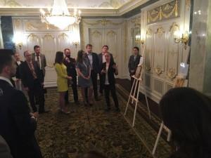 Выставка «святых юристов» прошла в Челябинске