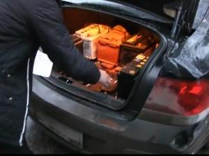 В Коркино поймали серийного аккумуляторного грабителя