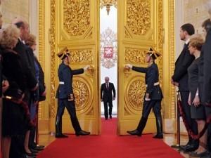 33 слова президентской присяги Владимира Путина