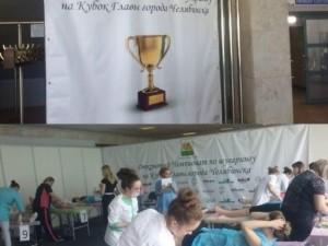 Чемпионат по шугарингу на Кубок главы Челябинска состоялся