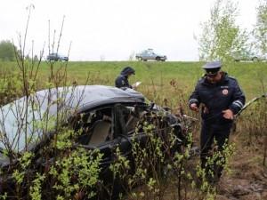 В перевернувшемся KIA Rio погибла гражданка Таджикистана