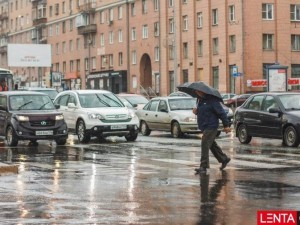 Дождливо будет в Челябинске