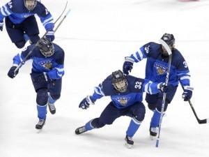 Кубок мира по хоккею среди юниоров выиграли финны