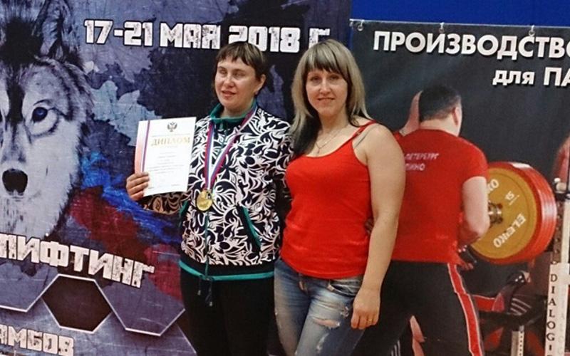 Брянские пауэрлифтеры стали чемпионами страны