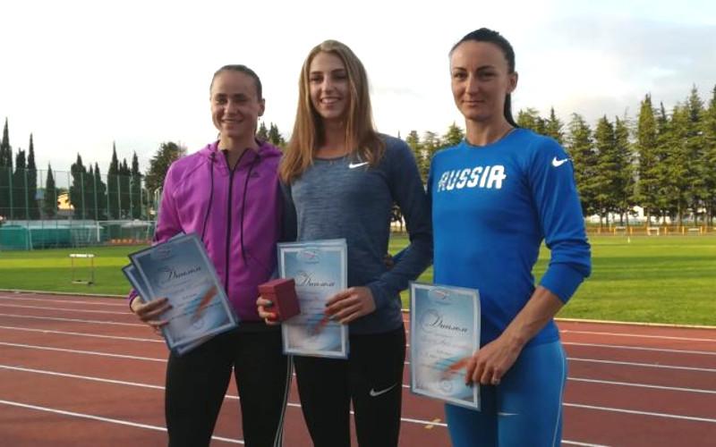 Брянская легкоатлетка Виктория Васейкина выиграла Кубок России по многоборьям