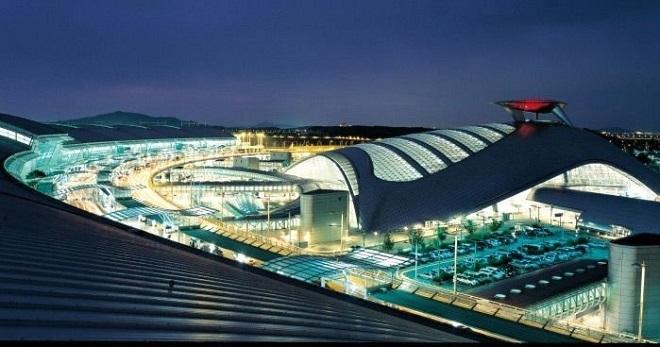 Когда в аэропорту Инчхона нужно несколько часов ждать рейс
