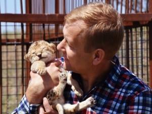 Наша Лилу. Челябинская львица Лола стала мамой в Крыму