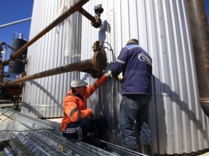 Новый асфальтовый завод достраивают под Челябинском