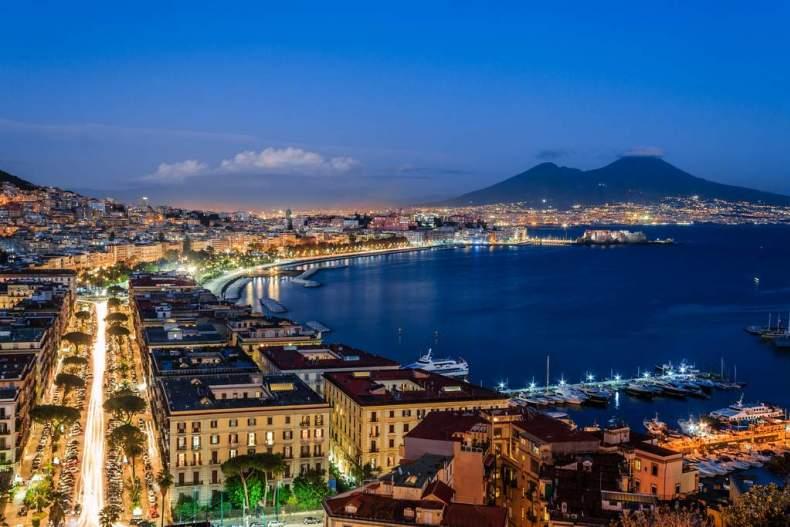 Как совершить трансфер из Рима в Неаполь