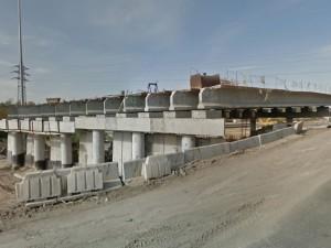 Мост в 4 полосы движения появится в Челябинске к саммиту ШОС