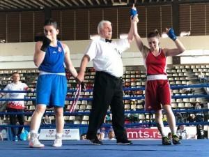 Боксерша из Челябинска завоевала золотую медаль в Сербии