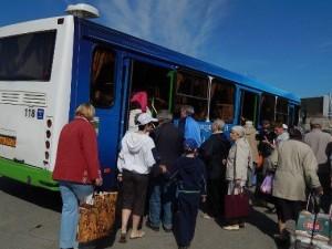 По Челябинску запустили садовые маршруты транспорта (расписание)