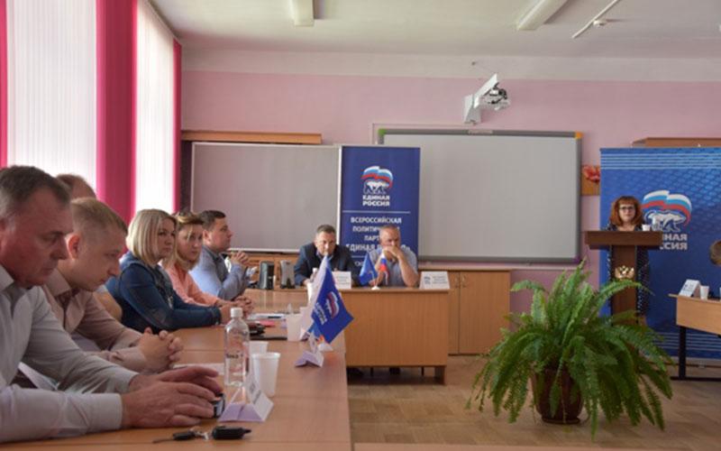 ВБрянской области завершились дебаты участников праймериз