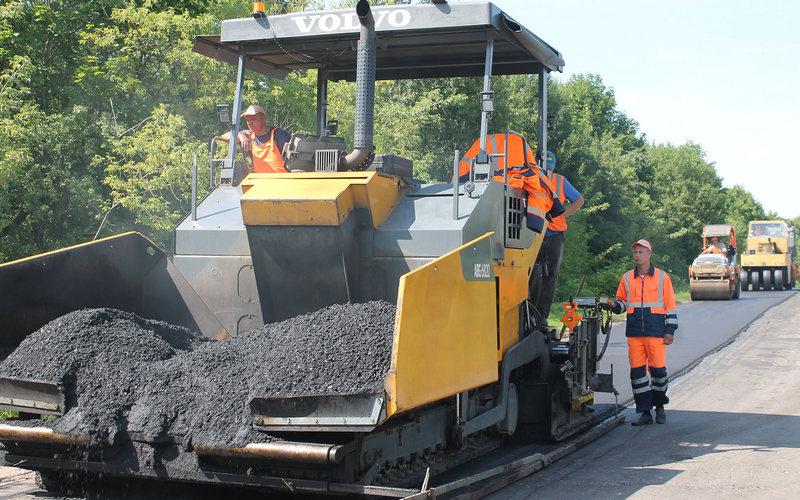 Правительство области: наБрянщине вразгаре ремонт дорог